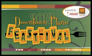 Join the party at Plano's Fall Feast-ival, Saturday, October 27, 2012.