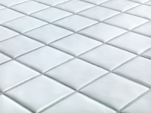 Tile and Grout are clean